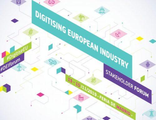 OPEN DEI @ Digitising European Industry Stakeholder Forum 2019