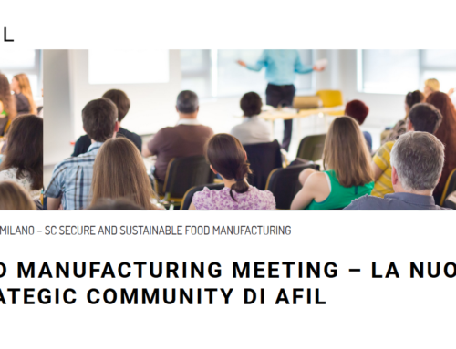 OPEN DEI @ Food Manufacturing Meeting – The new AFIL Strategic Community