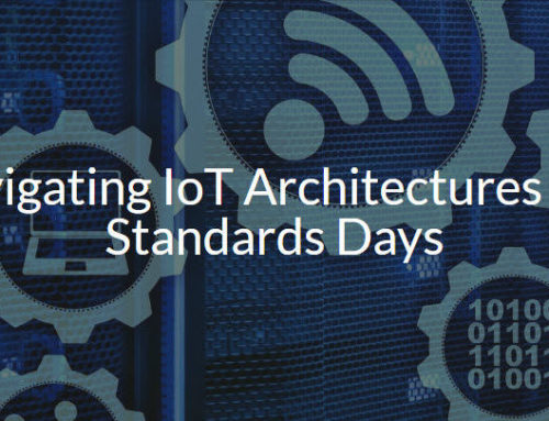 OPEN DEI @ Navigating IoT Architectures and Standards Days