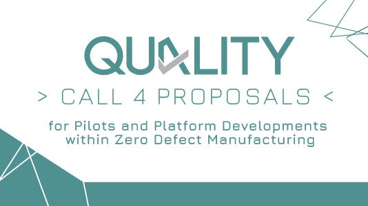 QU4LITY project will soon launch its Open Call
