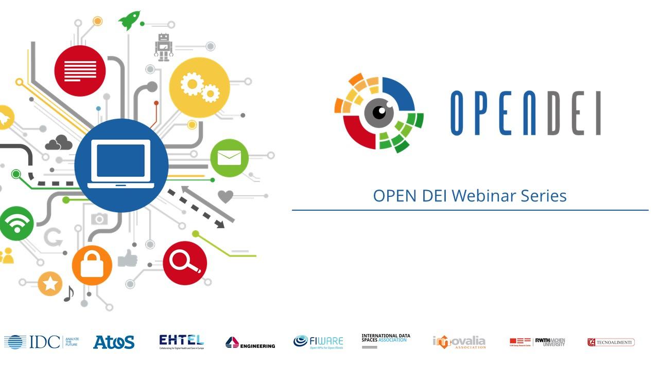 OPEN DEI is launching its first Webinar Series!