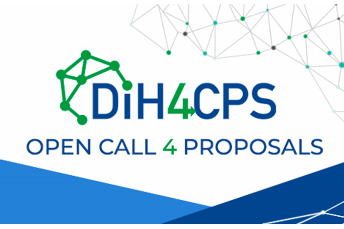 DIH4CPS has now launched its first Open Call for proposals