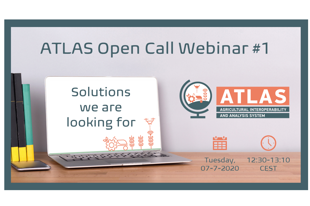 ATLAS Open Call #1 Webinar