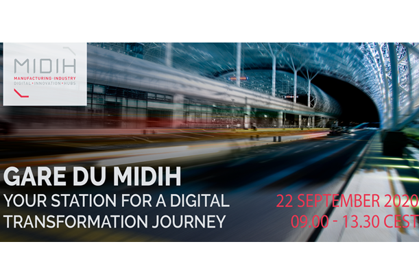 Gare du MIDIH – Your station for a Digital Transformation Journey