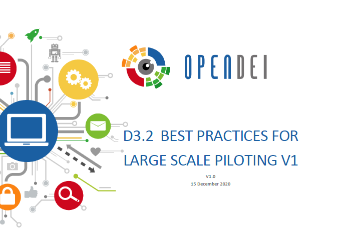 Best Practices for Large-Scale Piloting