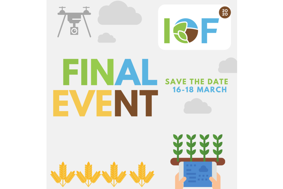 Save the date for IoF2020 Final Event