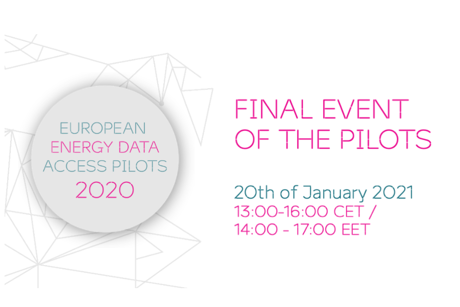 European Energy Data Access Pilots Final Event